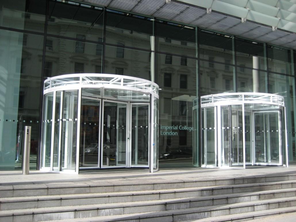 Usi rotative cu 2 aripi K21 la Imperial College London