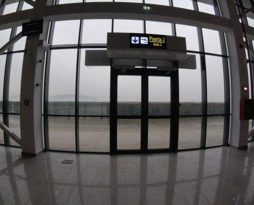 Automatizări Siatec la Aeroportul Internațional Bacău